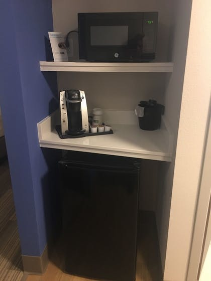 Mini-Refrigerator | Holiday Inn Express & Suites Kingdom City