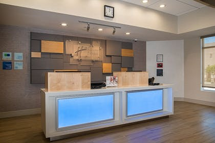 Check-in/Check-out Kiosk | Holiday Inn Express Fullerton - Anaheim