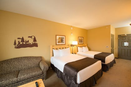 Guestroom | Great Wolf Lodge Anaheim, CA