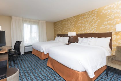 Guestroom | Fairfield Inn and Suites Orlando Kissimmee Celebration