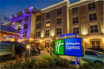 View from Hotel | Holiday Inn Express Gatlinburg Downtown
