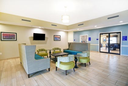 Lobby | Galveston Inn & Suites Hotel