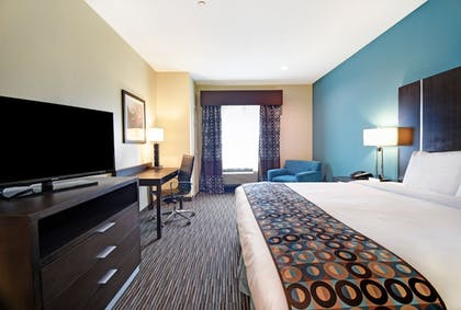 Guestroom | Galveston Inn & Suites Hotel
