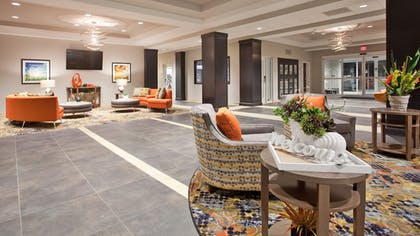 Lobby | Candlewood Suites Grand Island