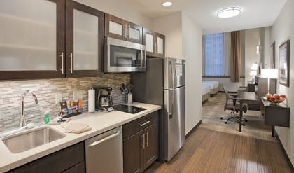 | Studio Suite, 2 Queen Beds, Non Smoking, Kitchen | Staybridge Suites Baltimore - Inner Harbor