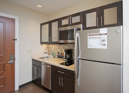 | Studio Suite, 1 King Bed, Accessible, Kitchen (Hearing) | Staybridge Suites Baltimore - Inner Harbor
