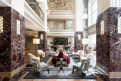 Lobby | Hotel LeVeque, Autograph Collection