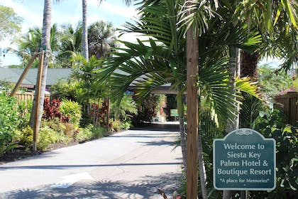 Exterior | Siesta Key Palms Resort