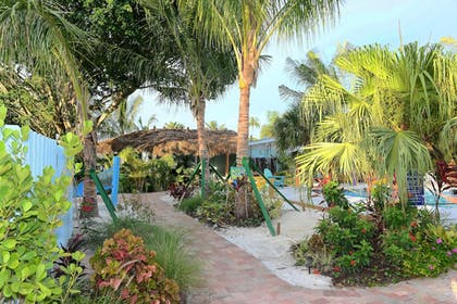 Property Grounds | Siesta Key Palms Resort