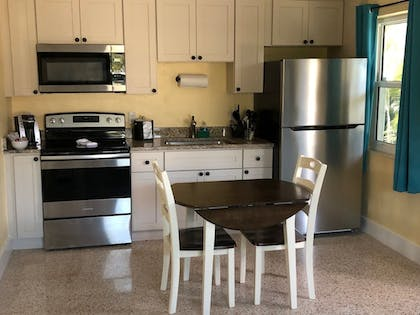 In-Room Kitchen | Siesta Key Palms Resort