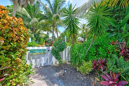 Garden View | Siesta Key Palms Resort