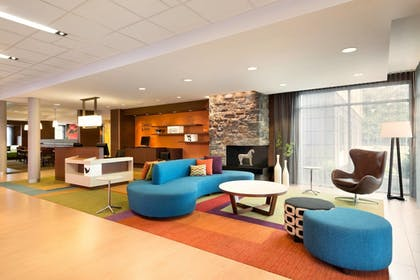 Lobby   Fairfield Inn & Suites Lancaster East at The Outlets