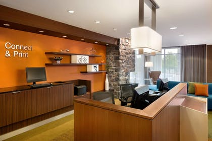 Business Center   Fairfield Inn & Suites Lancaster East at The Outlets