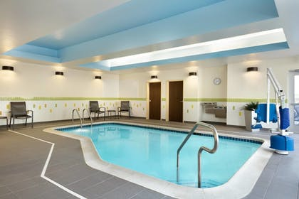 Sports Facility   Fairfield Inn & Suites Lancaster East at The Outlets