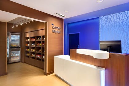 Snack Bar   Fairfield Inn & Suites Lancaster East at The Outlets