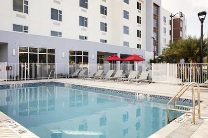 Outdoor Pool | TownePlace Suites by Marriott Miami Homestead