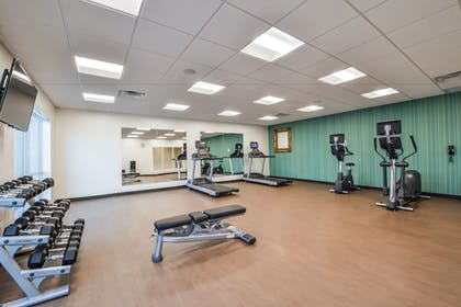 Fitness Facility | Holiday Inn Express Donaldsonville