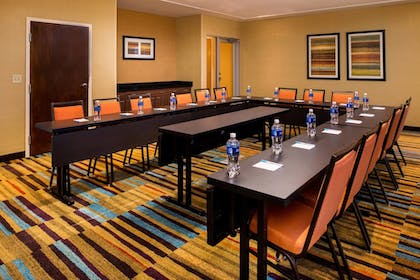 Meeting Facility | Fairfield Inn and Suites by Marriott Akron Stow
