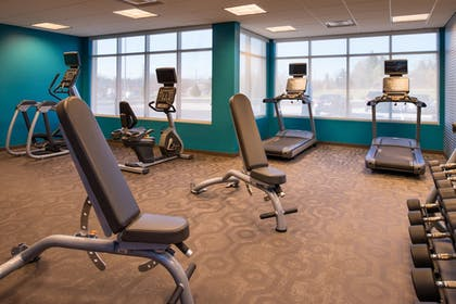 Fitness Facility | Fairfield Inn and Suites by Marriott Akron Stow