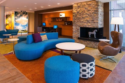 Hotel Interior | Fairfield Inn and Suites by Marriott Akron Stow