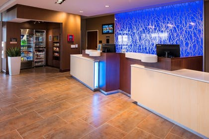 Concierge Desk | Fairfield Inn and Suites by Marriott Akron Stow