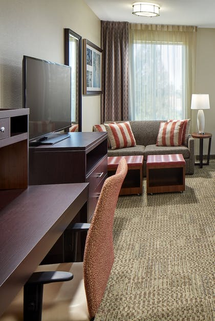 | Studio 2 Queen Nonsmoke | Staybridge Suites Anaheim At The Park