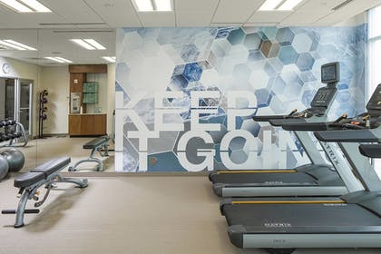 Fitness Facility | SpringHill Suites by Marriott Kalispell