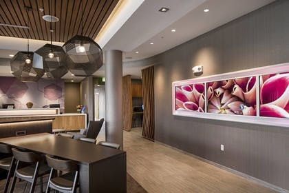 Lobby | SpringHill Suites by Marriott Kalispell