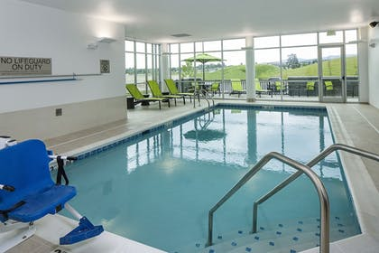 Indoor Pool | SpringHill Suites by Marriott Kalispell