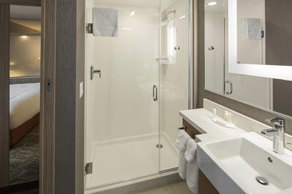 Bathroom | SpringHill Suites by Marriott Kalispell