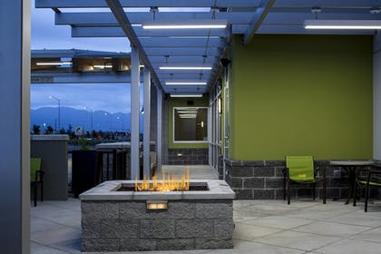 Terrace/Patio | SpringHill Suites by Marriott Kalispell