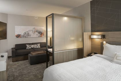 Guestroom | SpringHill Suites by Marriott Kalispell