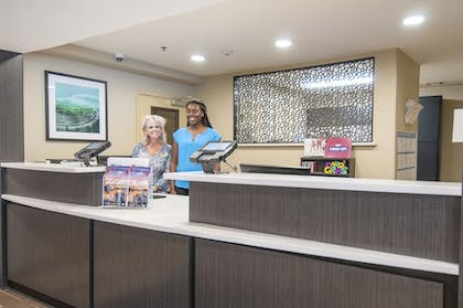 Lobby | Candlewood Suites Baton Rouge - College Drive