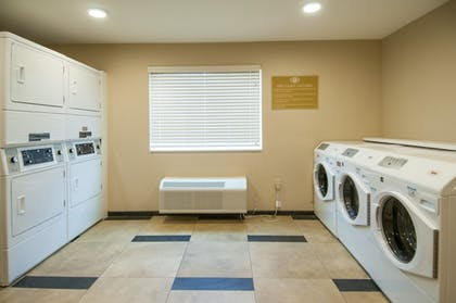 Laundry Room | Candlewood Suites Baton Rouge - College Drive