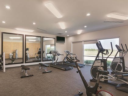 Fitness Facility | La Quinta Inn & Suites by Wyndham Plano Legacy Frisco