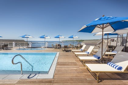 Rooftop Pool | Beauport Hotel Gloucester