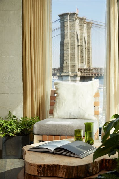 Guestroom | 1 Hotel Brooklyn Bridge