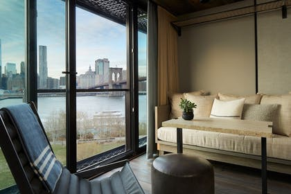 Guestroom View | 1 Hotel Brooklyn Bridge