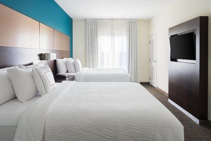 Guestroom | Residence Inn by Marriott Houston West/Beltway 8 at Clay Rd.