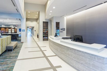 Lobby | Residence Inn by Marriott Houston West/Beltway 8 at Clay Rd.