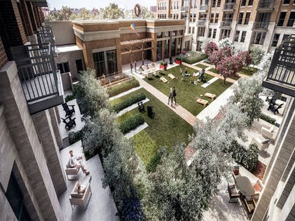 Courtyard | Global Luxury Suites at South Arlington