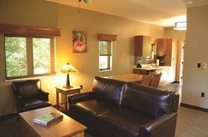 Living Room | Echo Bluff State Park