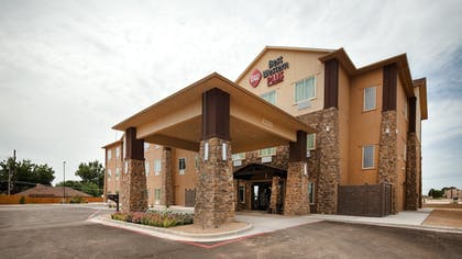 Hotel Front | Best Western Plus Denver City Hotel and Suites