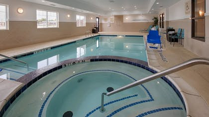 Pool | Best Western Plus Denver City Hotel and Suites