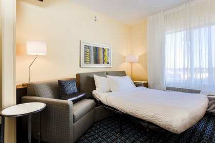 Guestroom View | Fairfield Inn & Suites Wheeling Triadelphia at The Highlands