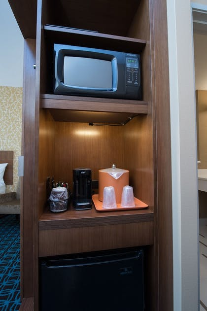 Microwave | Fairfield Inn & Suites Wheeling Triadelphia at The Highlands