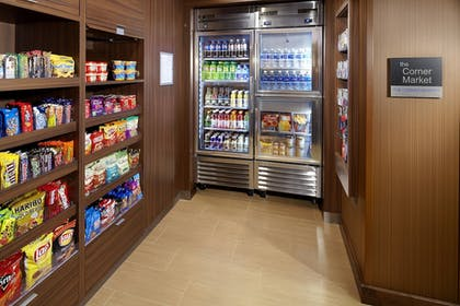 Snack Bar | Fairfield Inn & Suites Wheeling Triadelphia at The Highlands