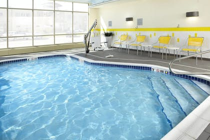 Sports Facility | Fairfield Inn & Suites Wheeling Triadelphia at The Highlands