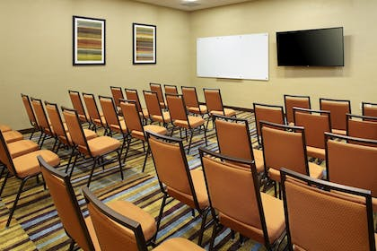 Meeting Facility | Fairfield Inn & Suites Wheeling Triadelphia at The Highlands