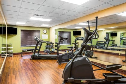 Fitness Facility | Comfort Inn & Suites Moore - Oklahoma City